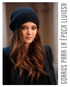 Gorros tejidos a la moda (1)
