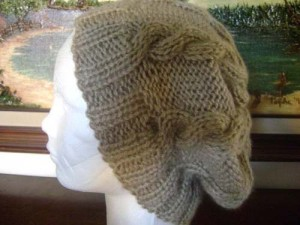 Gorros tejidos a la moda (2)