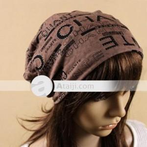 Gorros tejidos a la moda (4)