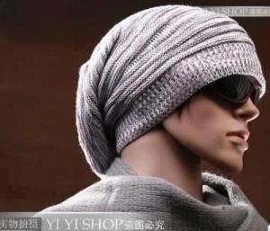 Gorros tejidos para hombres (5)