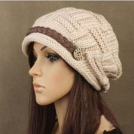 Gorros de invierno gorros tejidos for Imagenes de gorros de lana