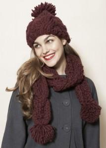 13 Bonitos gorros tejidos para invierno (9)