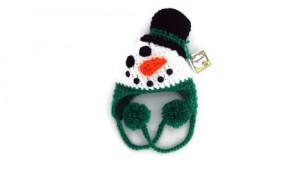 13 Hermosos gorros tejidos para nieve (11)