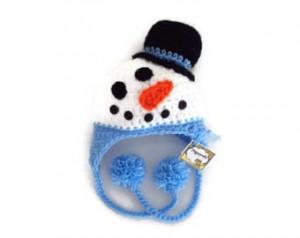 13 Hermosos gorros tejidos para nieve (3)