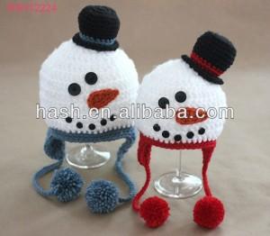 13 Hermosos gorros tejidos para nieve (5)