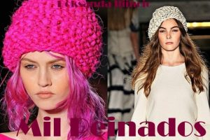 12 Modelos elegantes de gorros tejidos (4)