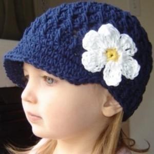 11 Divertidas gorras tejidos con visera (10)