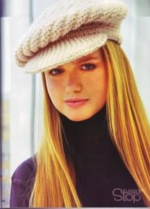 11 Divertidas gorras tejidos con visera (11)