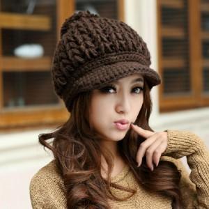 11 Divertidas gorras tejidos con visera (9)