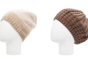 11 Modelos de gorros tejidos de Zara