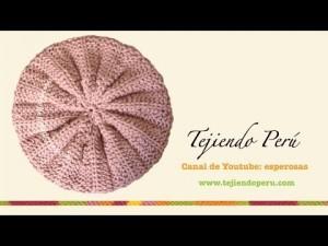 13 Gorros tejidos a dos agujas de utilísima (3)