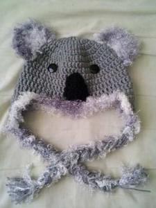 10 Divertidos gorros tejidos de koala (1)