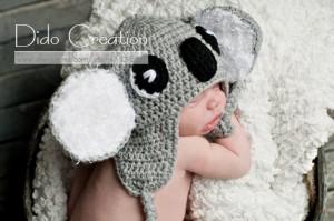 10 Divertidos gorros tejidos de koala (10)