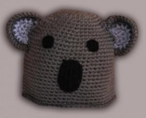 10 Divertidos gorros tejidos de koala (12)