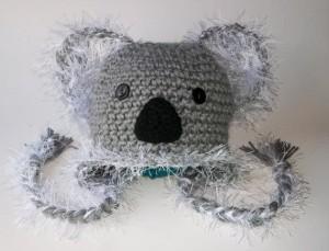 10 Divertidos gorros tejidos de koala (14)