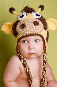 10 Nuevos modelos de gorros tejidos para bebés (7)