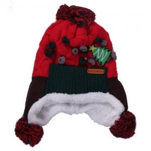 10 Gorros tejidos de navidad (4)