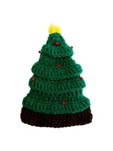 10 Gorros tejidos de navidad (5)