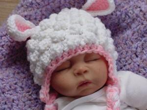 10 Hermosos gorros tejidos a crochet (2)