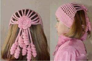 10 Hermosos gorros tejidos a crochet (6)
