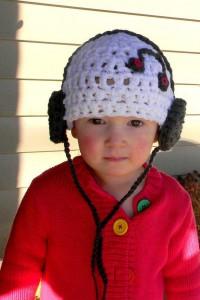 11 divertidos gorros tejidos en crochet para niños (5)