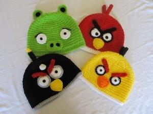 11 divertidos gorros tejidos en crochet para niños (7)