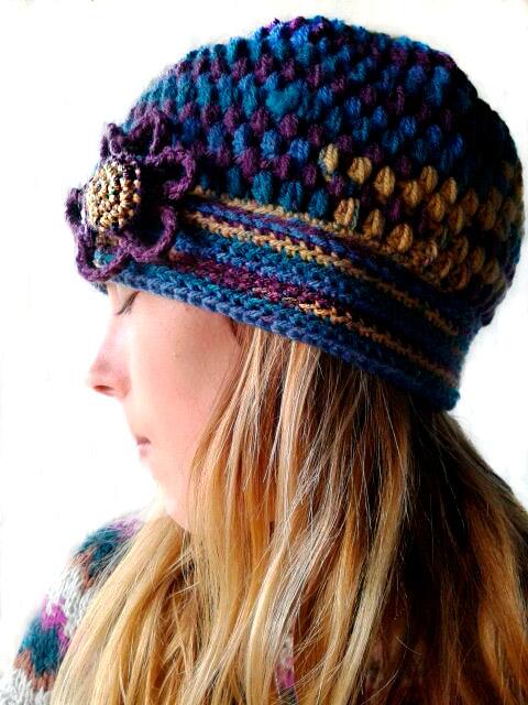 11 gorros tejidos juveniles para mujeres gorros tejidos for Imagenes de gorros de lana