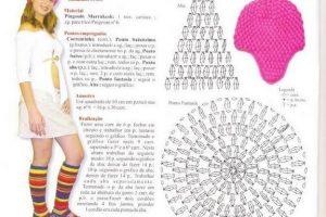 10 gorros tejidos a crochet con patrones