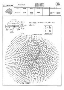 10 gorros tejidos a crochet con patrones (5)