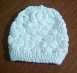 10 gorros tejidos fáciles de hacer (2)