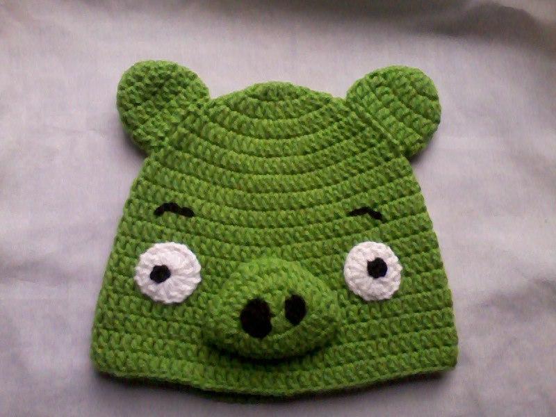 11 gorros tejidos a crochet de personajes   gorros tejidos