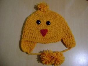 11 Gorros tejidos a crochet de personajes (5)