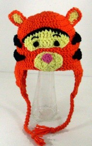 11 Gorros tejidos a crochet de personajes (8)