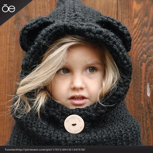 e433321d7 10 gorros tejidos para nena - Gorros Tejidos