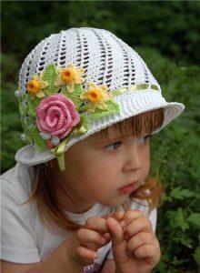 10 gorros tejidos para nena (5)