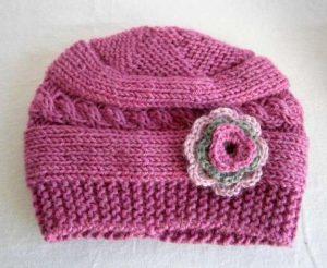 10 nuevos diseños de gorros para tejer (10)