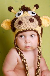11 gorros tejidos para bebe (1)