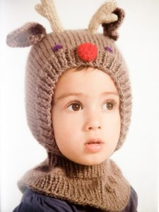 11 gorros tejidos para bebe (10)