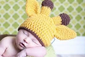 11 gorros tejidos para bebe (4)